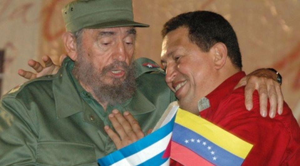 Resultado de imagen para cuba y venezuela