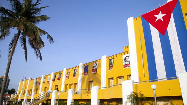 Cuartel Moncada, de cuyo asalto se cumplen 62 años este 26 de julio. (Wikimedia Commons)