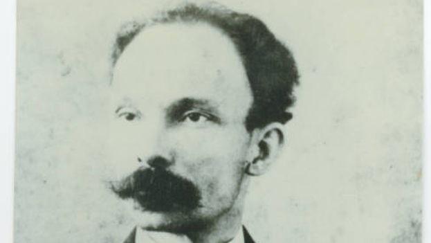 José Martí en una imagen de 1891. (Universidad de Miami)