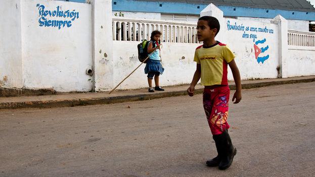 Las nuevas generaciones serán los ciudadanos de esa Cuba del futuro. (Franck Vervial/Flickr)