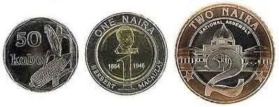 Resultado de imagen para moneda de Nigeria