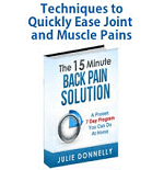 15 minute back pain solution