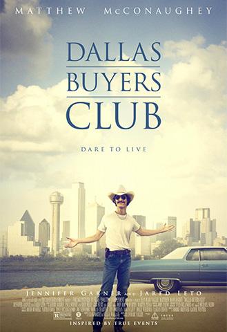 Fig. 1: Dallas Buyers Club, Jean-Marc Vallée, 2013.