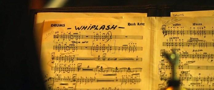 Fig. 1. Whiplash's slutscene er mere end blot en filmisk pendant til en avanceret jazzkomposition.