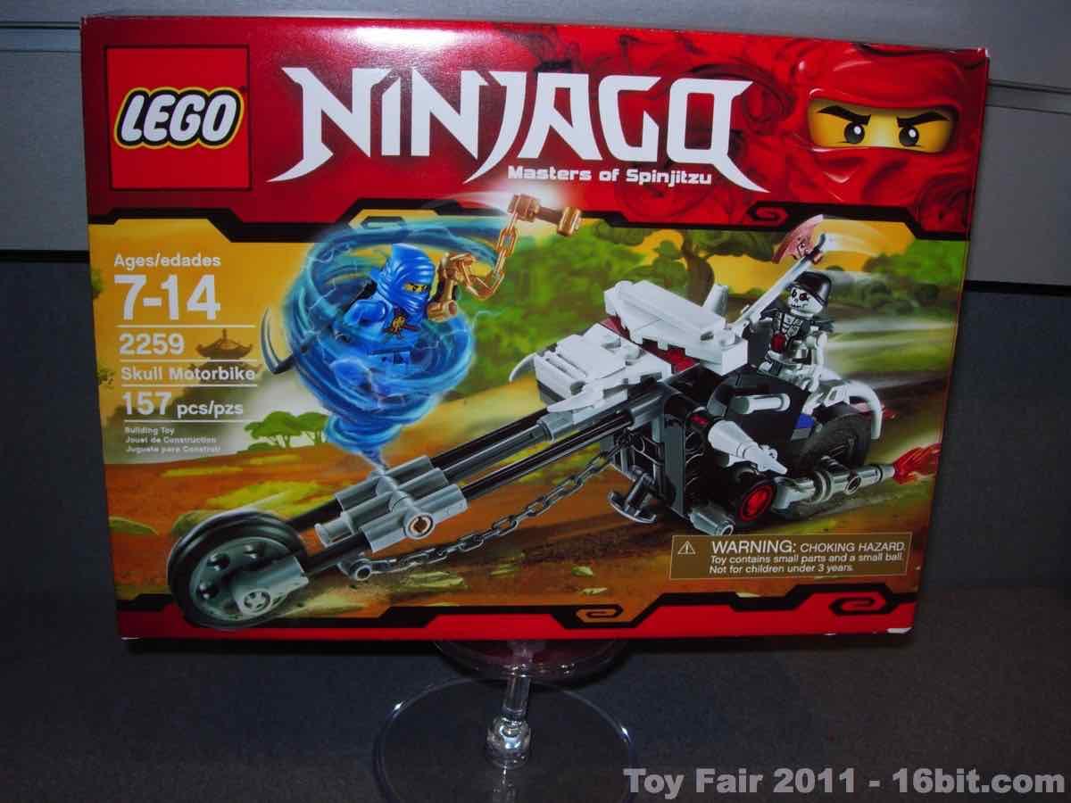 16bit Toy Fair Coverage Of Lego Ninjago From Adam Pawlus