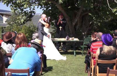 Vídeo boda en «El Folló», Tagamanent