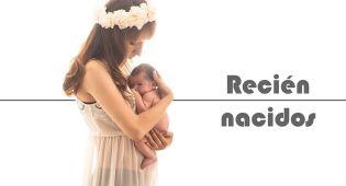 Todo sobre tu sesión Newborn