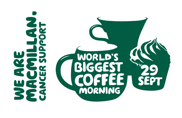 Coffee Morning for Macmillan Cancer Support at 16 Trinity Square