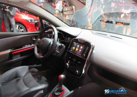Nuevo Renault Clio IV