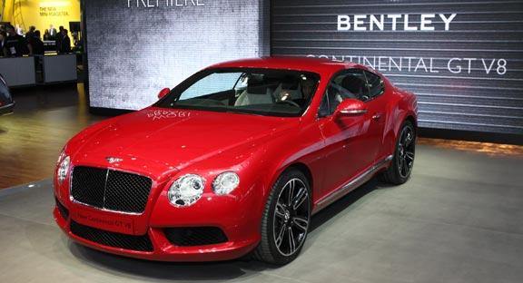 Nuevo Bentley Continental GT