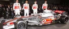 McLaren MP4-23 Formula1