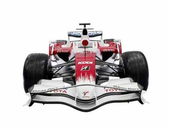 Toyota TF108 Formula 1