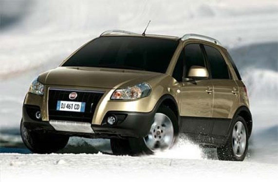 SUV Fiat Sedici