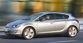 Nuevo Opel Astra 2010