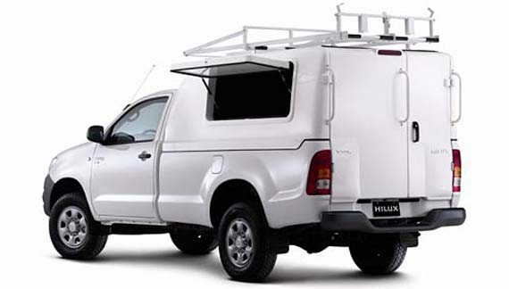 Toyota Hilux Cover