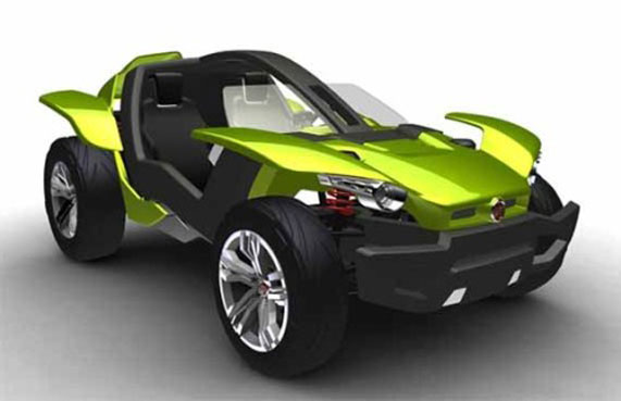Fiat Bugster Concept Car