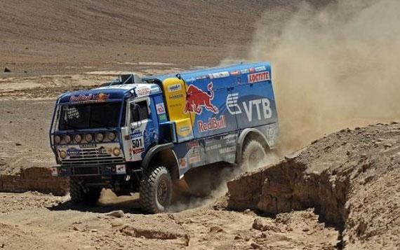 Chagin Dakar 2010