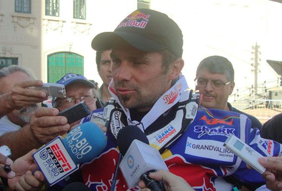 Cyril Despres KTM Dakar 2010