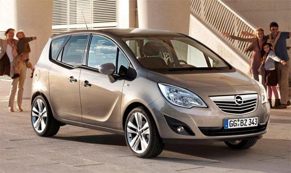 Nueva Opel Meriva