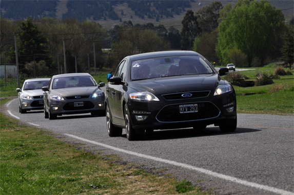 Nuevo Mondeo Ecoboost Test Drive