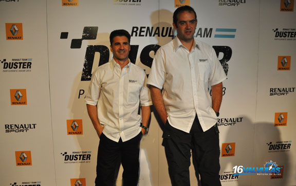 Renault Duster Team