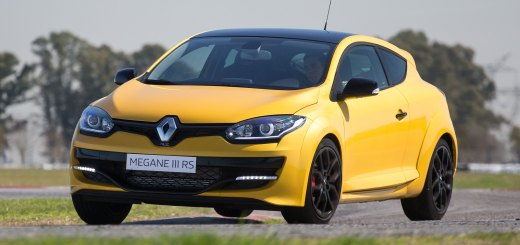 Coupe Renault Megane III RS
