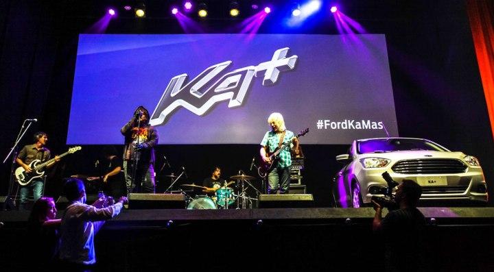 Lanzamiento nuevo Ford Ka+ en Argentina