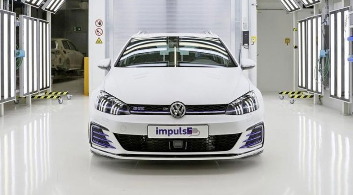 vw golf impulse