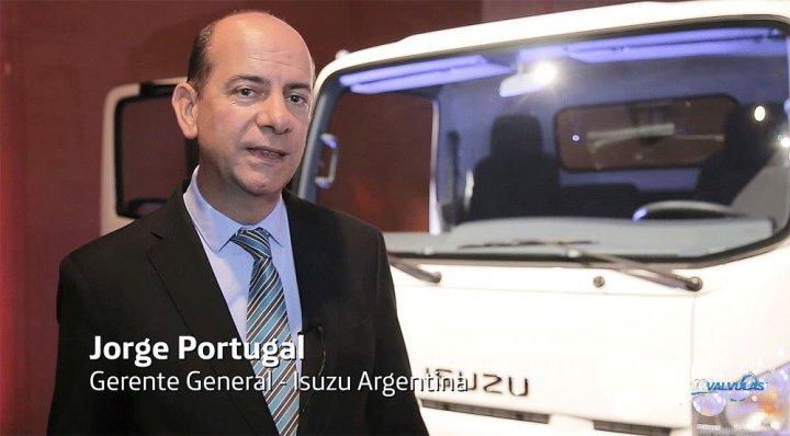 jorge portugal isuzu