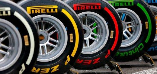 neumaticos pirelli formula1