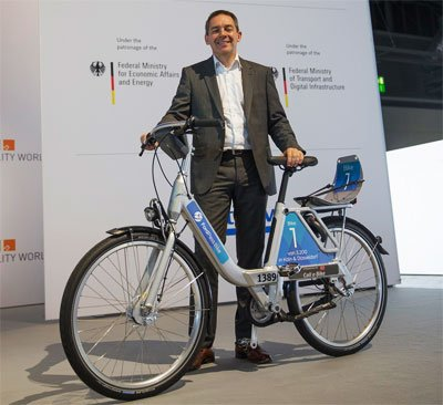 bicicleta ford