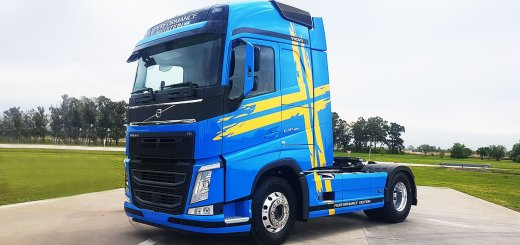volvo fh performance edition