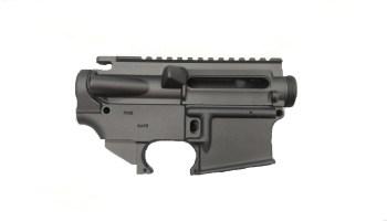 AR-15 Upper/Lower set in FDE - 1776 Supply Co