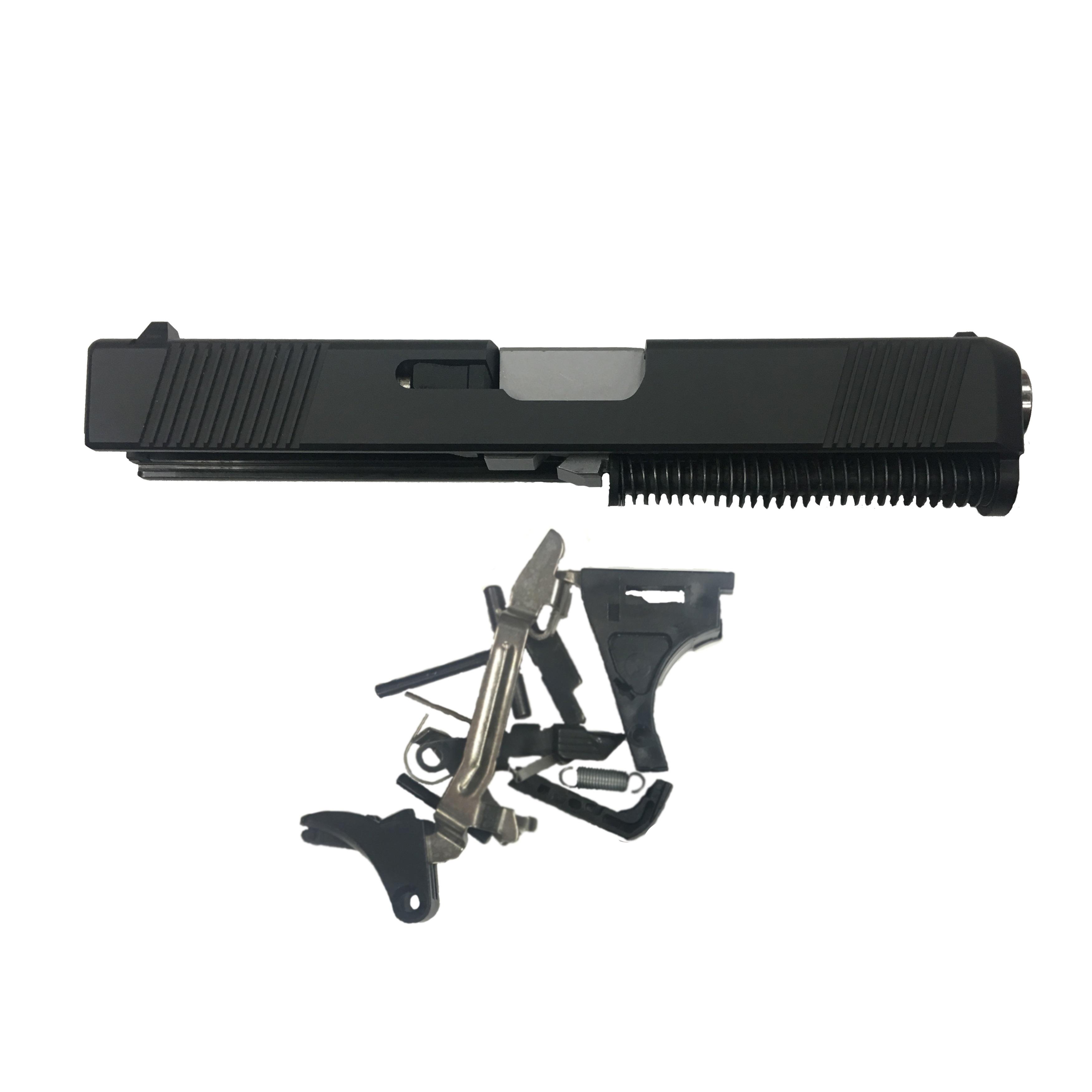 Pistol GLOCK 26 Gen-3 OEM 9-MM P80 Spectre PF940-SC Polymer Lower