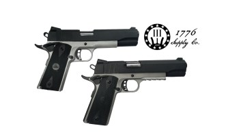1911 Punisher Style Comp - 1776 Supply Co