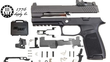 Sig P320 Full 80% parts kit - 1776 Supply Co