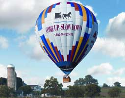 U.S. Hot Air Balloon Rides