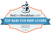 BedandBreakfast.com Top Bed and Breakfast for beer lovers