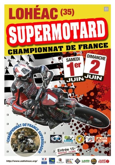 Loheac supermotard