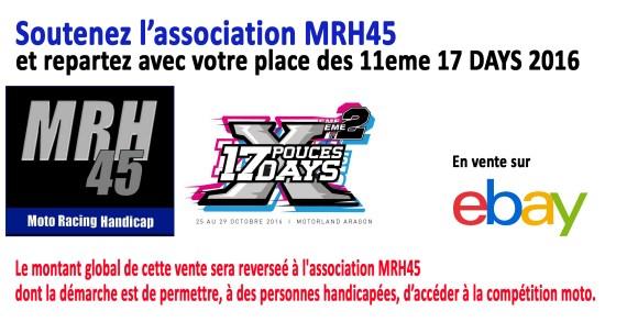 MRH45 - 17 days supermotard