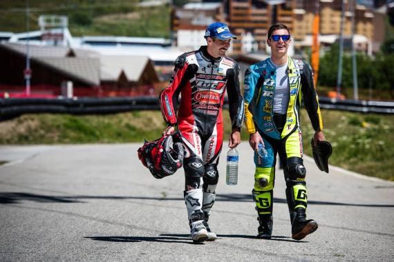 Bidart Chareyre saison supermotard 2016