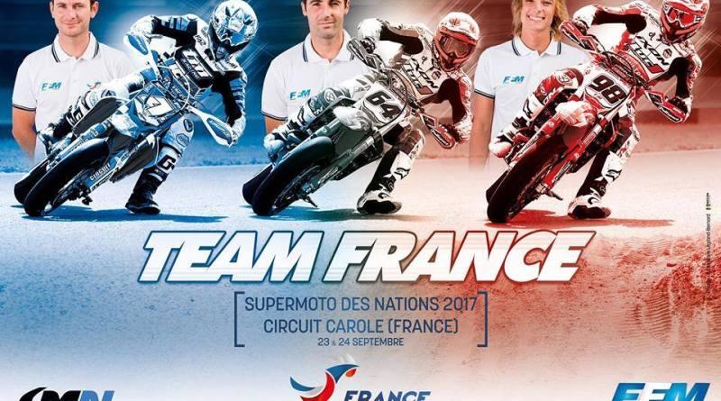 Vainqueur supermoto nations 2017 moto