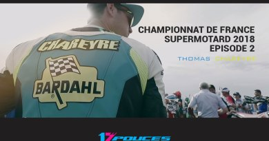 Video Thomas Chareyre 2018 supermoto
