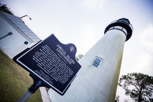 Soak up some history with a visit to the Amelia Island Lighthouse, the oldest in all of Florida.