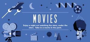 14th annual Movies in the Parks series