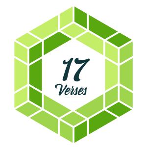 17-Verses Logo