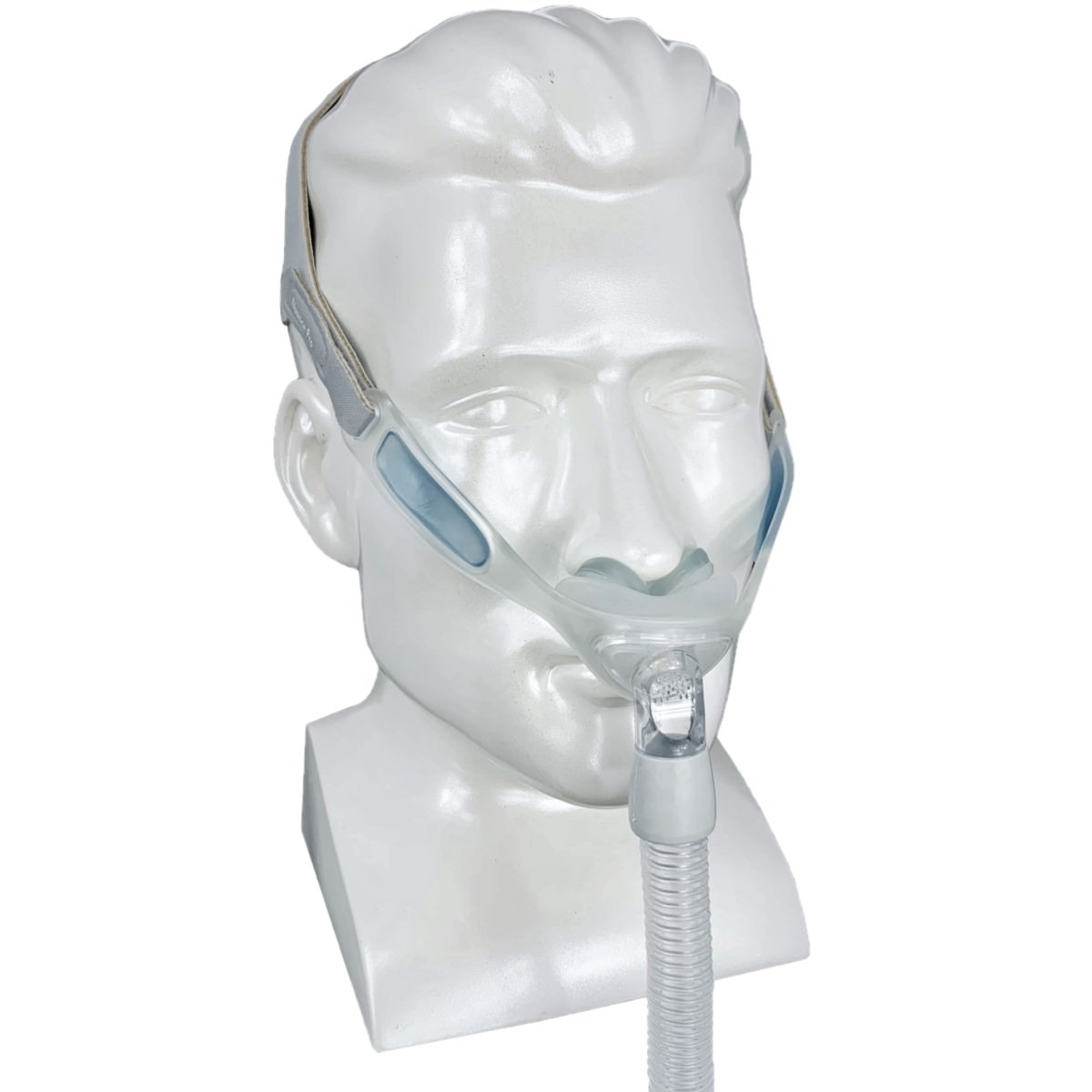 nuance gel pro nasal pillow cpap mask by philips respironics