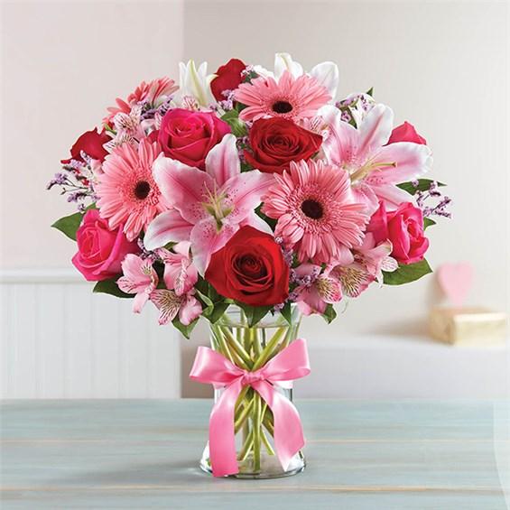 Arrangements Valentines Day 800 1 Flowers