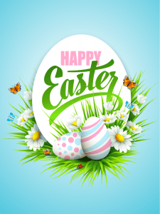 Free Easter Card - Printable