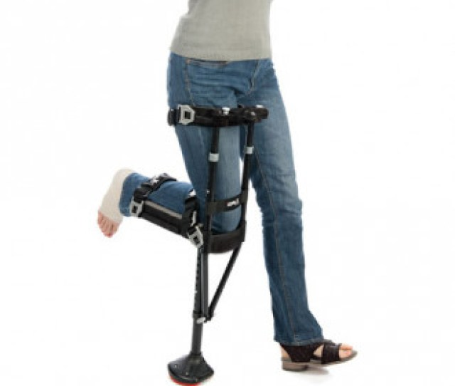 Iwalk2 0 Hands Free Knee Crutch